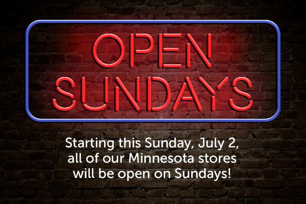 Total Wine & More - Minnesota Sundays, July 2017