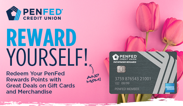 PenFed Credit Union - Pathfinder Rewards American Express® Card, April 2018
