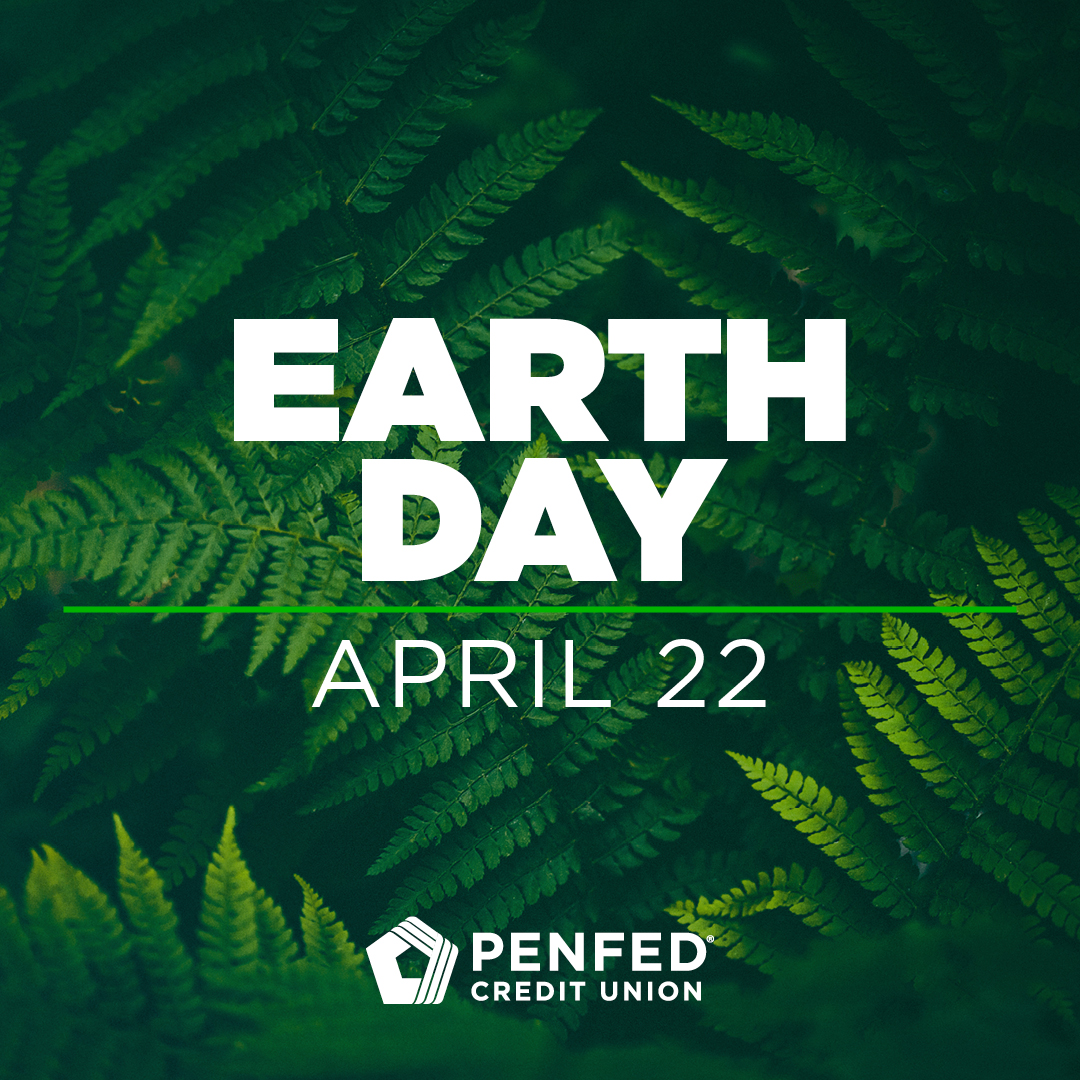 PenFed Credit Union - Earth Day, April 2018