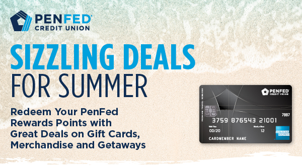 PenFed Credit Union - Premium Travel Rewards American Express® Card, June 2018