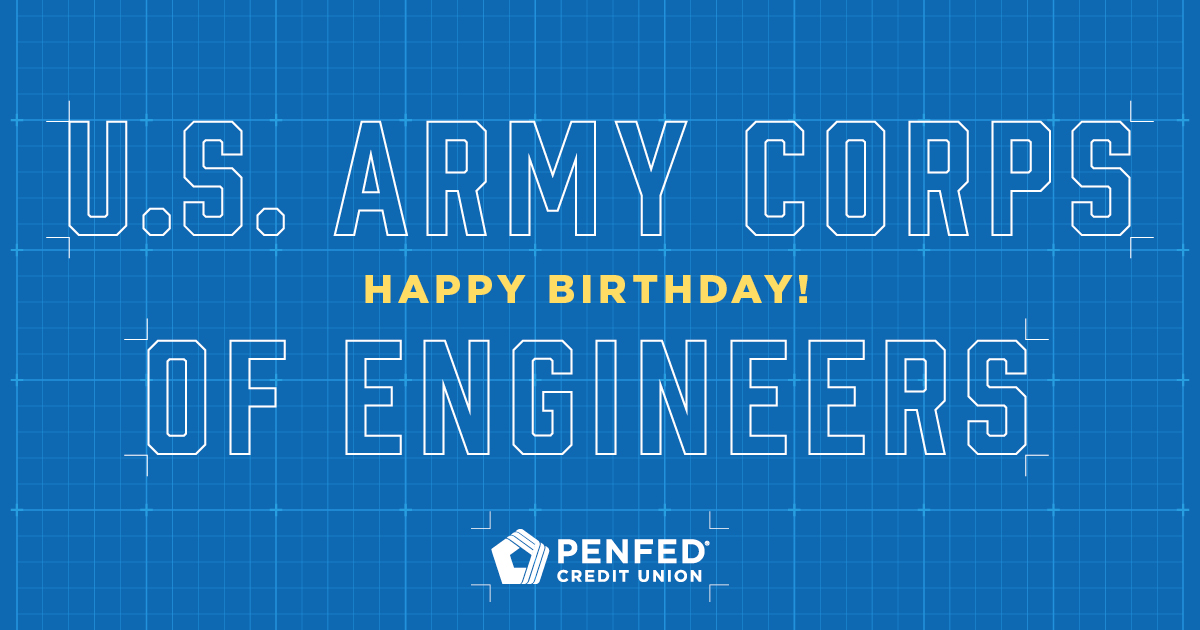 PenFed Credit Union - U.S. Army Corps of Engineers Birthday, June 2018