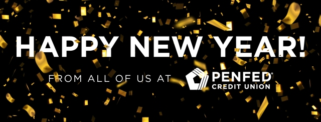 PenFed Credit Union - New Year's 2019